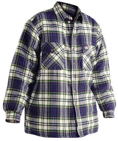64e79ed776e3 3413. LUGARNO Zateplená flanelová košeľa ...